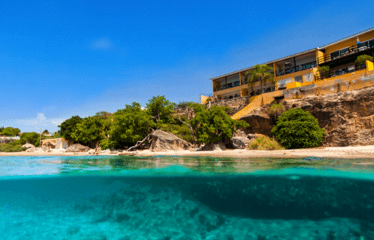 All West Apartments and Diving Curacao