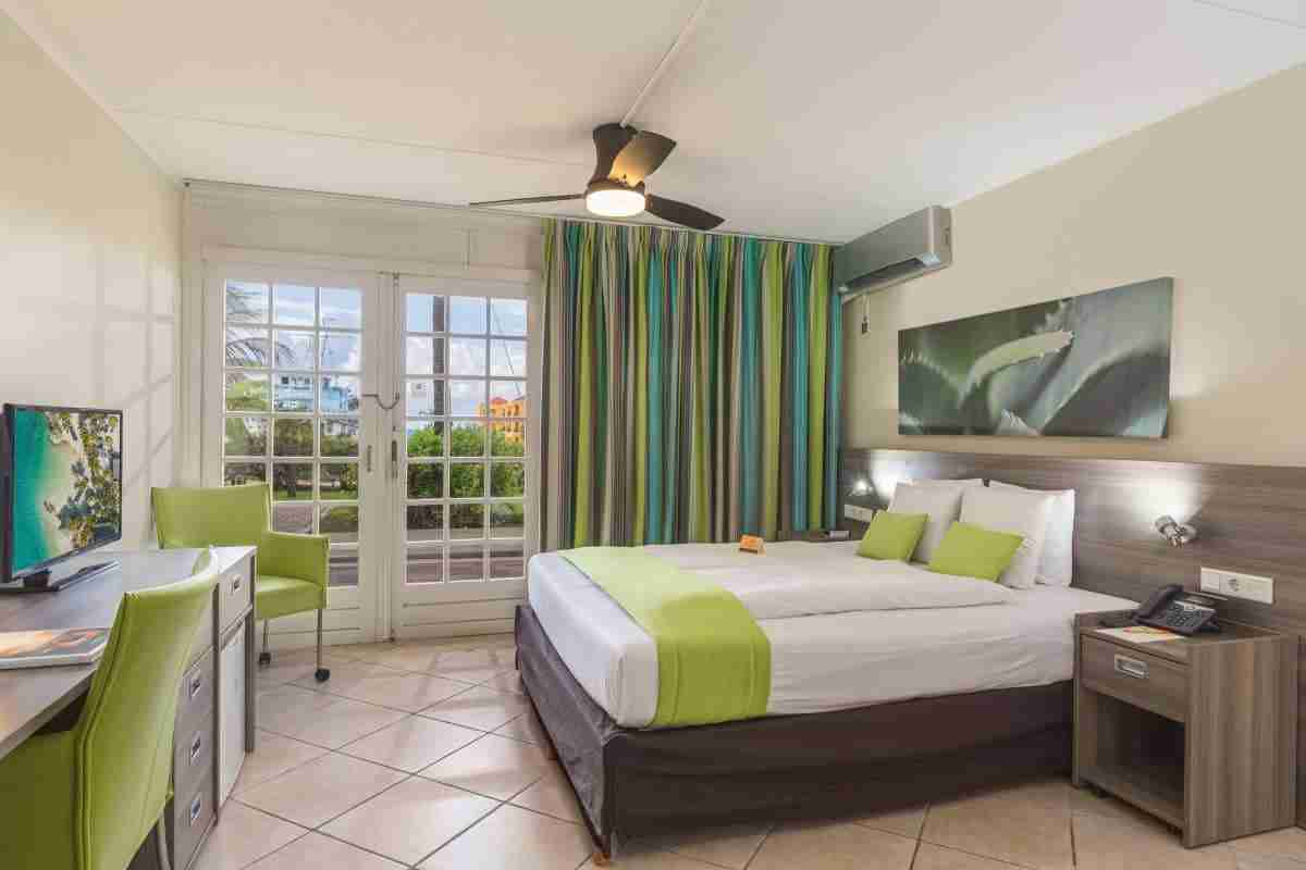 LionsDive Beach Resort - Standard Room | Dive Travel Curacao