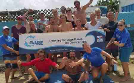 Dive Against Debris Curacao | Project AWARE | Dive Curaçao