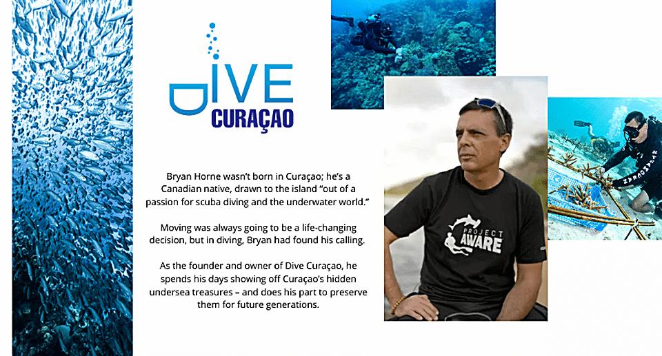 About Dive Curacao | Scuba Diving Curacao | Dive Travel Curacao
