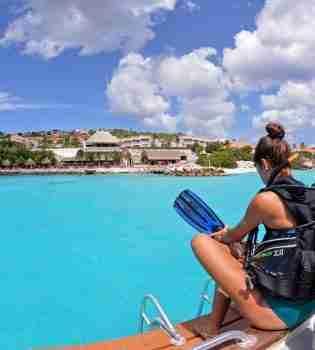 Curacao Dive Site Guide   Rif Sint Marie   Dive Curaçao