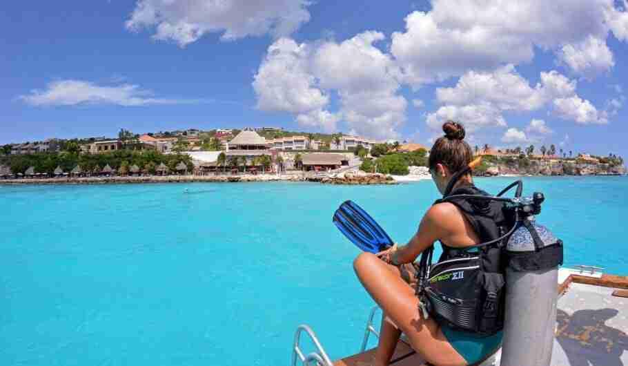 Curacao Dive Site Guide | Rif Sint Marie | Dive Curaçao