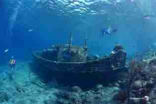 Curacao Dive Site Guide | Tugboat | Dive Curaçao