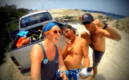 The Dive Bus Curaçao | Dive Travel Curacao | Shore Diving Vacations