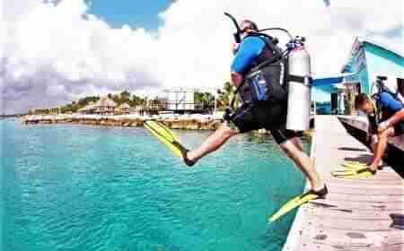 Oswaldos Drop Off | Curaçao Dive Site Guide | Dive Travel Curacao