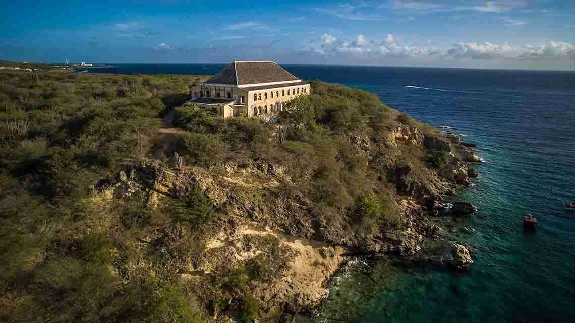 Quarantine House Caracasbaai | Dive Travel Curacao
