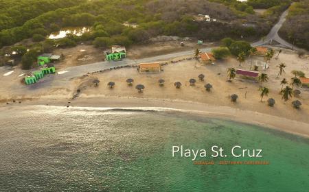 Boca Santa Cruz Curacao | Dive Travel Curacao
