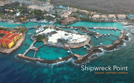 Shipwreck Point Curacao | Dive Travel Curacao