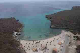 Boca Santa Cruz | Dive Travel Curacao