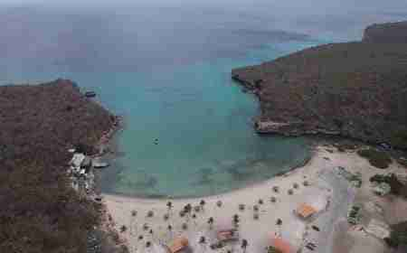 Boca Santa Cruz | Dive Travel Curacao