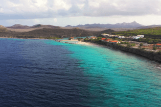 Airplane Wreck at Santa Martha Bay Curacao | Dive Travel Curacao