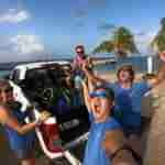 Welcome to episode 8 where we are visiting with The Dive Bus Curacao and diving their remarkable house reef located at Marie Pampoen