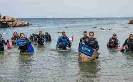 Curacao Underwater Clean-up | Protecting What We Love