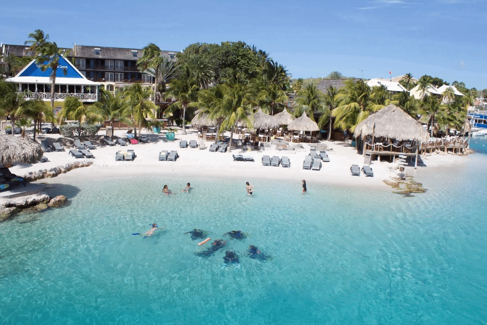Recommended Dive Accommodations | Dive Travel Curacao
