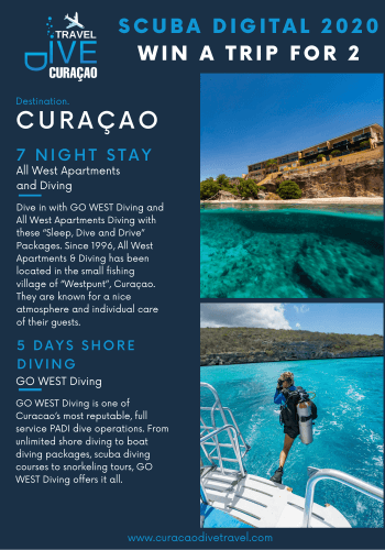 Scuba Diving in Curacao | Caribbean Dive Travel | Dive Curaçao