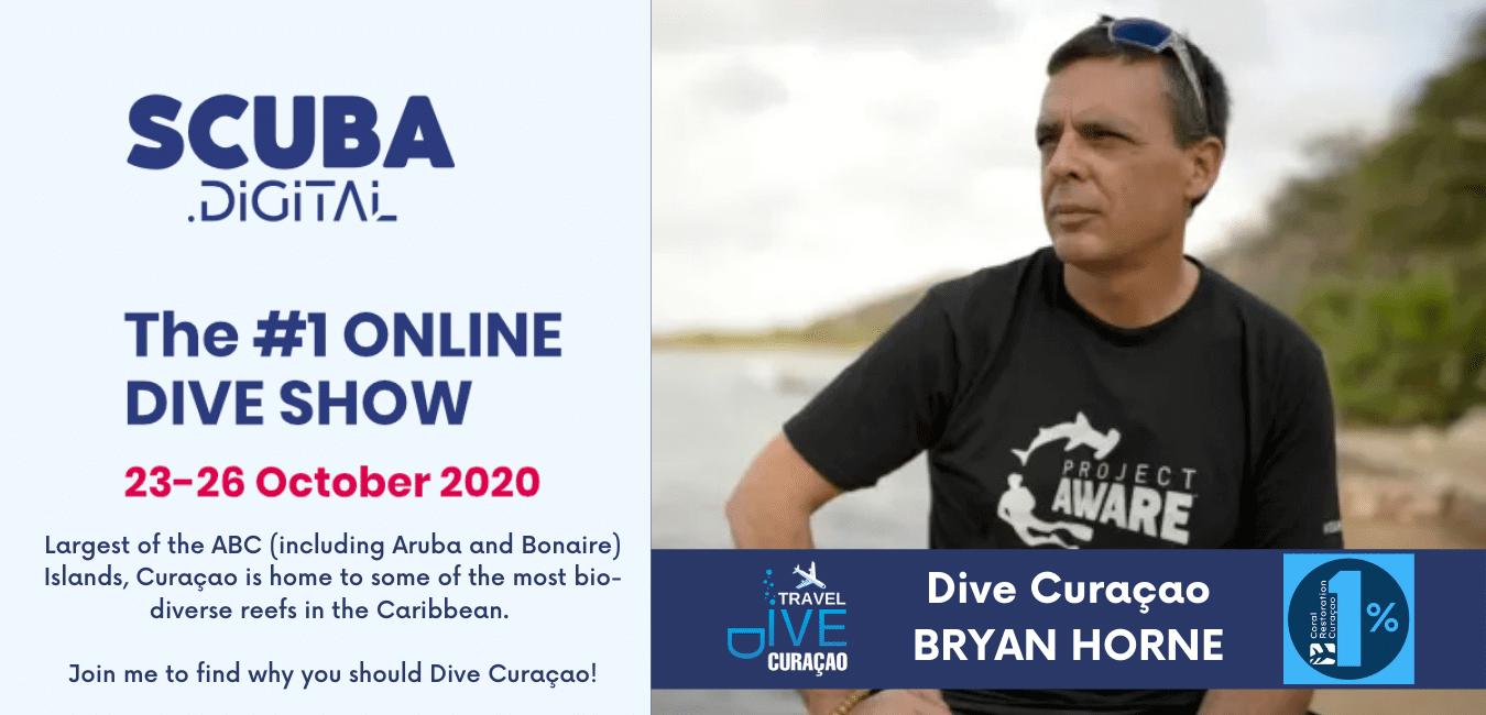 Scuba Digital 2020 | Dive Travel Curaçao