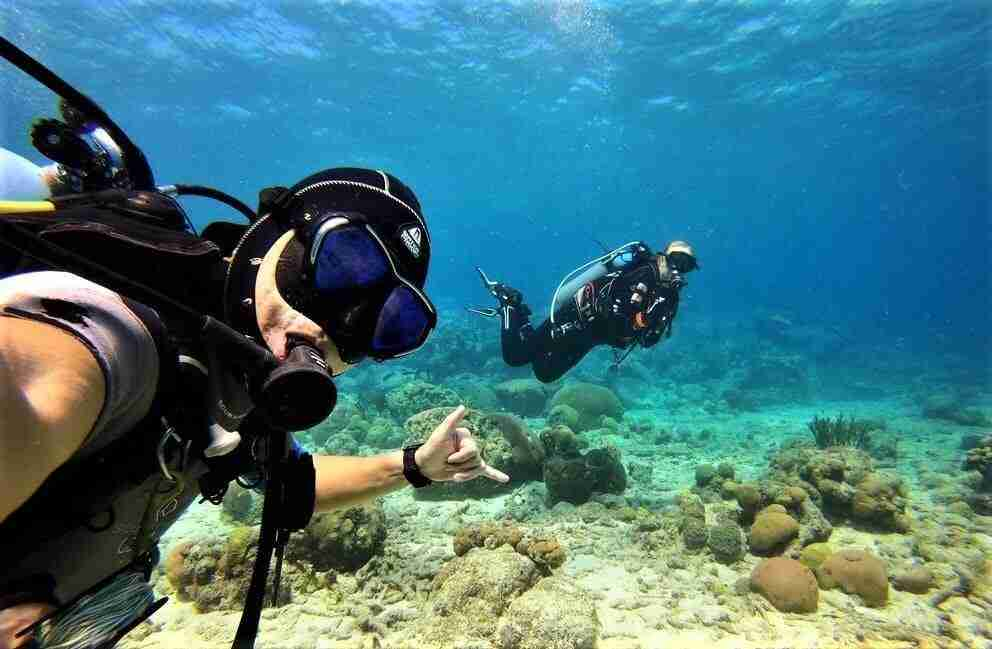 PADI AmbassaDiver Mark Pinnell | Sustainable Tourism | Dive Curacao