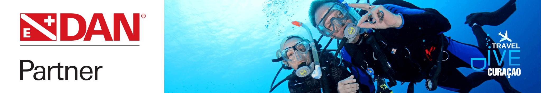 DAN Europe - Divers Alert Network Partner | Dive Travel Curacao