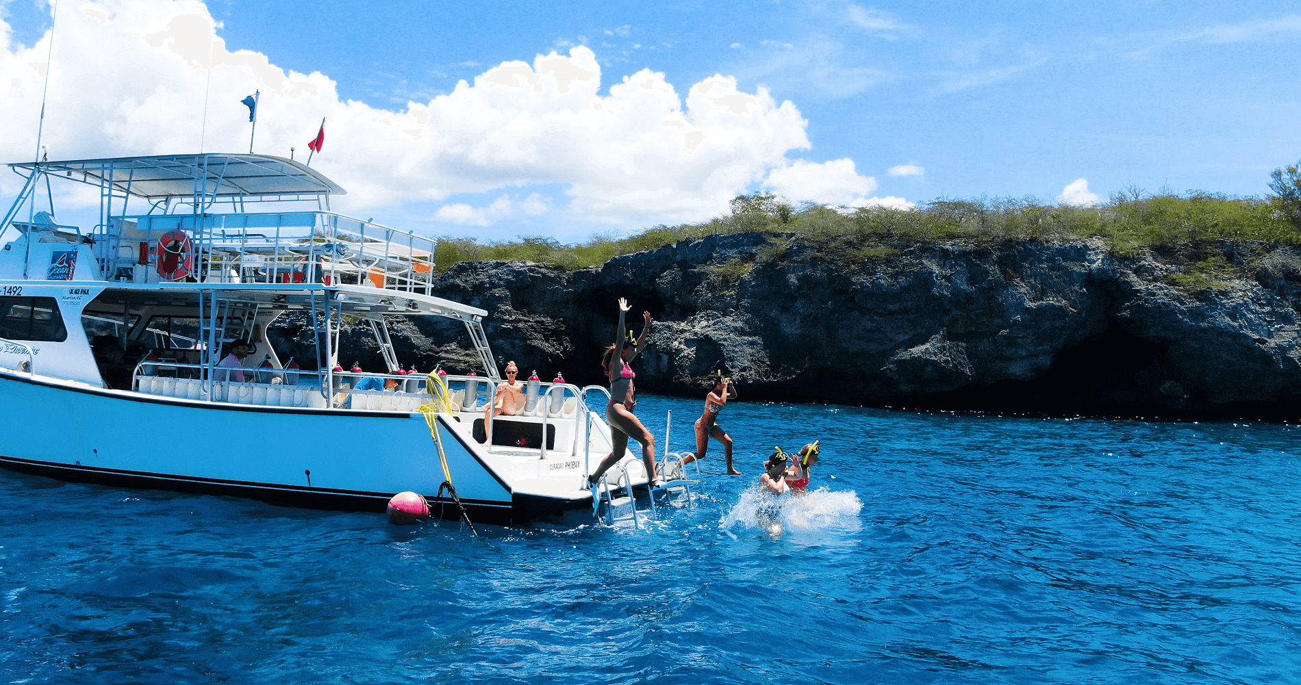 Curacao Snorkel Trips and Tours   Dive Travel Curacao
