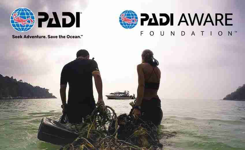 PADI AWARE Foundation | Dive Curacao